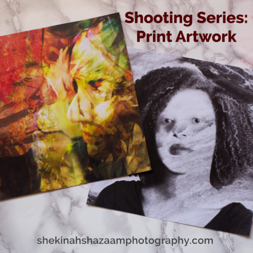 Shooting Series: Print Artwork