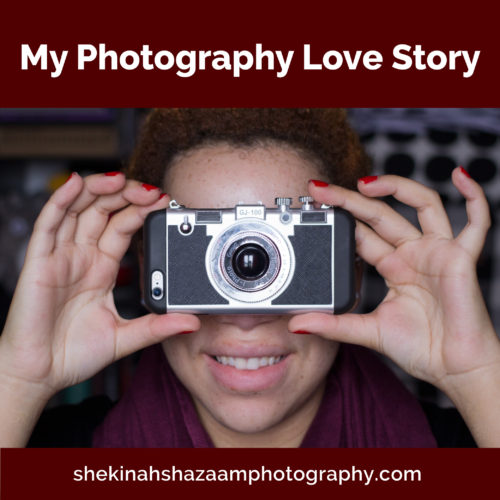 My Photography Love Story