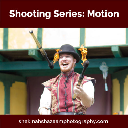 Shooting Series: Motion