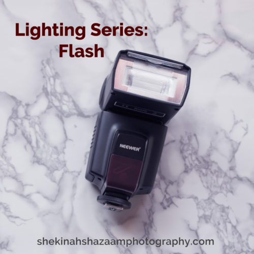 Lighting Series: Flash