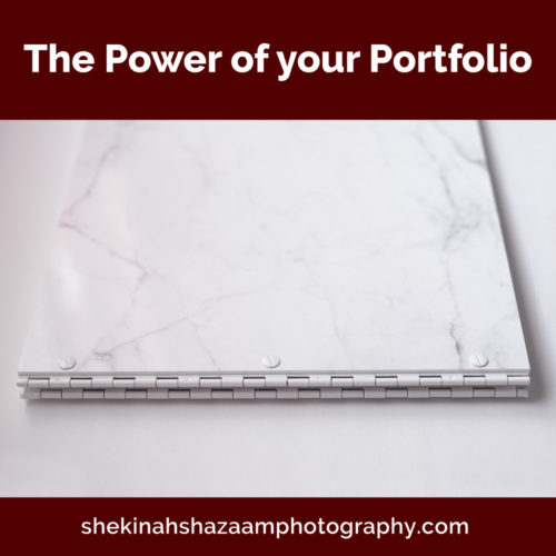 The Power of your Portfolio