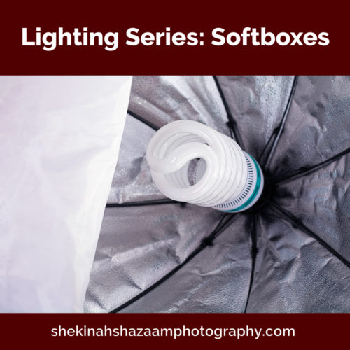 Lighting Series: Soft Boxes