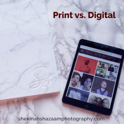 Print vs Digital