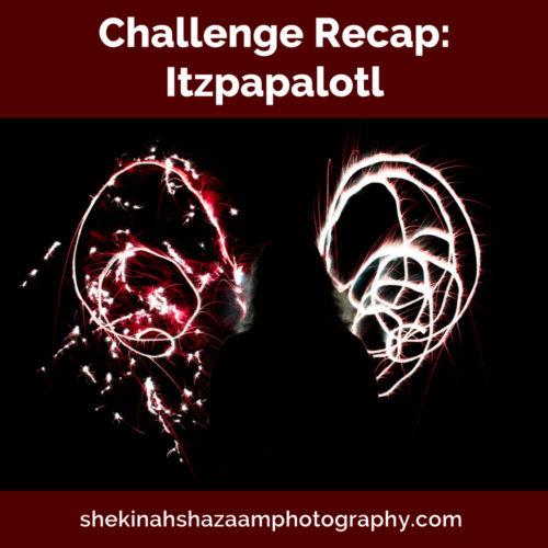 Challenge Recap: Itzpapalotl