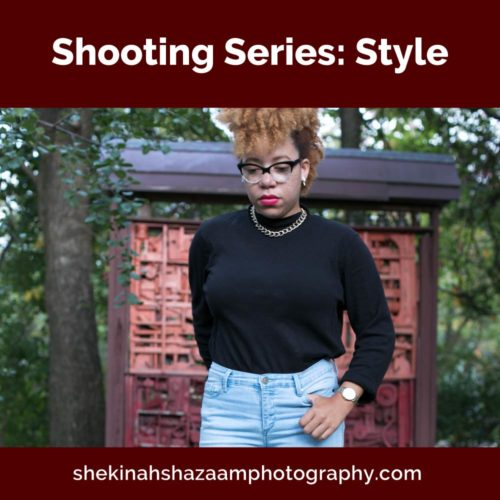 Shooting Series: Style