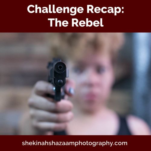 Challenge Recap: The Rebel
