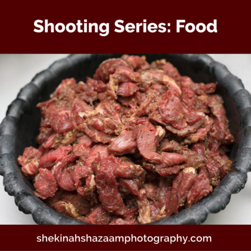 Shooting Series: Food