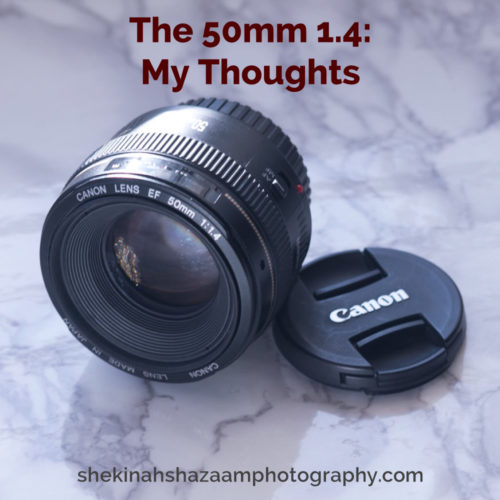 50mm 1.4: My Thoughts