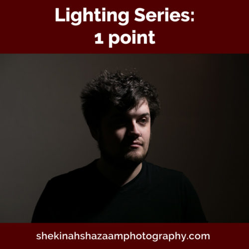 Lighting Series: 1 point