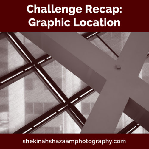 Challenge Recap: Graphic Location