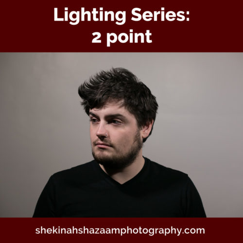 Lighting Series: 2 point