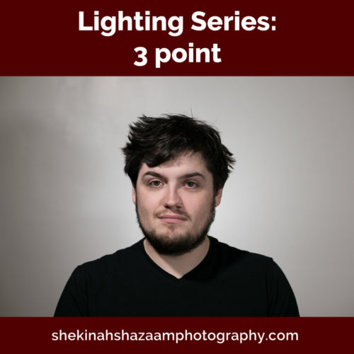 Lighting Series: 3 point