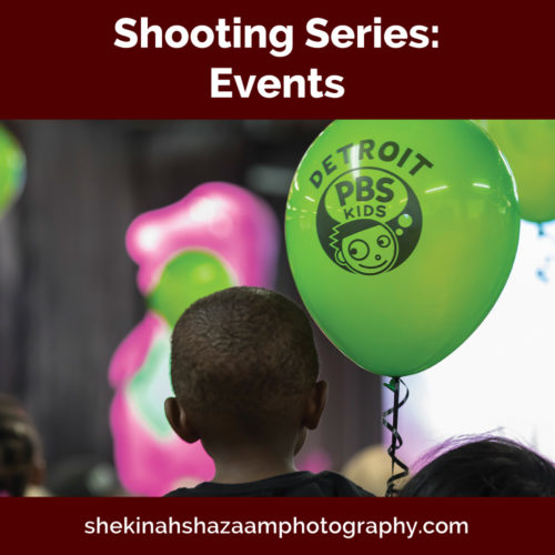 Shooting Series: Events